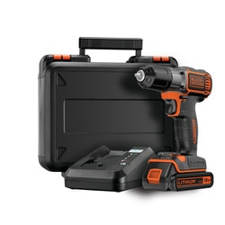 Black and Decker - Berbequim 18V Autoselect e Autosense - ASD18K