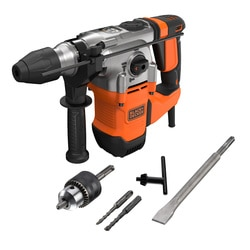 Black and Decker - Martelo SDSPlus 1250W com mala - BEHS03K