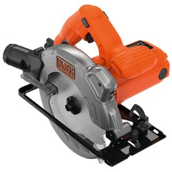 Black and Decker - Serra Circular 1250W 66mm e lmina adicional - CS1250LA