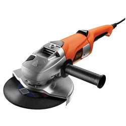 Black and Decker - Rebarbadora de acabamentos 230mm 2000W - KG2000