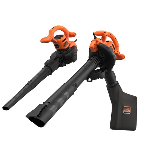 Black and Decker - Sopradoraspiradortriturador 2600W - BEBLV260