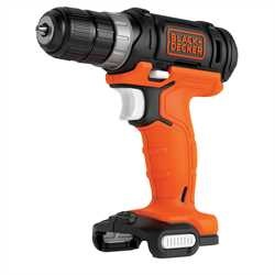 Black And Decker - Berbequim Aparafusador 12V em bateria - BDCDD12USB