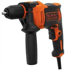 Black and Decker - Berbequin com Percusso 550W - BEH550
