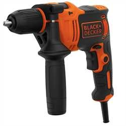 Black and Decker - Berbequim com Percusso 710W - BEH710K