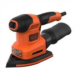 Black and Decker - Multilixadora 200W 4 em 1 - BEW200