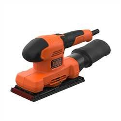 Black and Decker - Lixadora Vibratria 150W de 13 Folha - BEW220