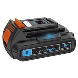 Black and Decker - Bateria Smart Tech 18V 15Ah - BL1518ST