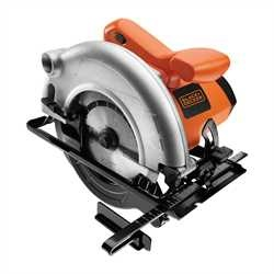 Black And Decker - Serra Circular 55mm 1100W - CD601