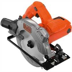 Black And Decker - Serra Circular 1250W 66mm - CS1250L