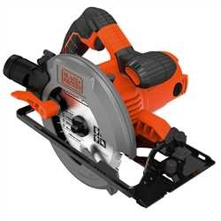 Black And Decker - Serra Circular 1500W 66mm - CS1550