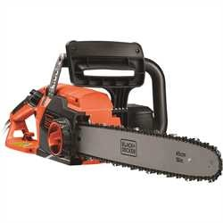 Black And Decker - Motosserra 2200W 45cm - CS2245