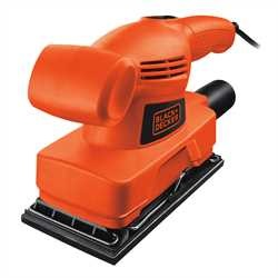 Black and Decker - Lixadeira vibratria de 13 135W - KA300
