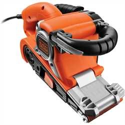 Black and Decker - Lixadeira de rolos 75x533 mm 720W - KA88
