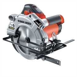 Black And Decker - PT 190mm Circ Saw  Laser 1400w - KS1400L