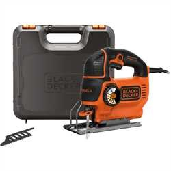 Black and Decker - Serra de Recortes 620W AutoSelect - KS901SEK