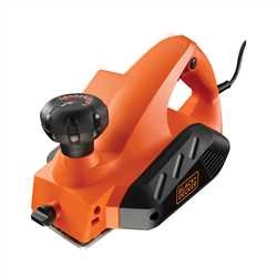 Black and Decker - Plaina 650W - KW712