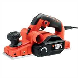 Black and Decker - Plaina 2mm 750W - KW750K