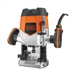 Black And Decker - Fresadora 1200W 14 - KW900E
