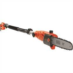Black And Decker - Motosserra de prtiga 800W 25cm - PS7525