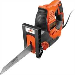 Black and Decker - Serrote elctrico Scorpion 500W com tecnologia Autoselect - RS890K
