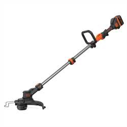 Black and Decker - Aparador Sem Escovas 36V Ltio 33cm - STB3620L