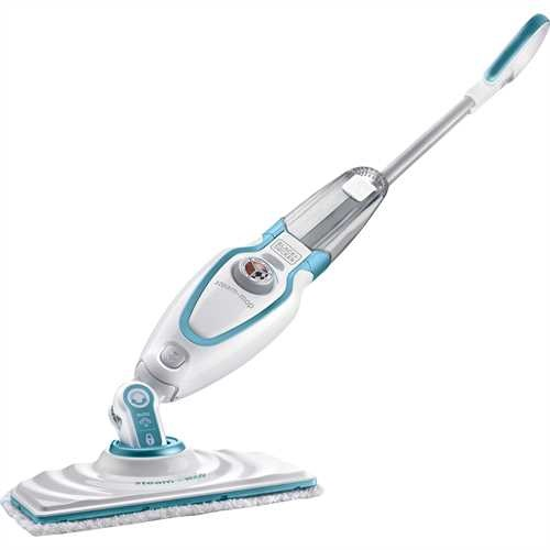 Black and Decker - Steam mop Autoselect 1600W - FSM1610