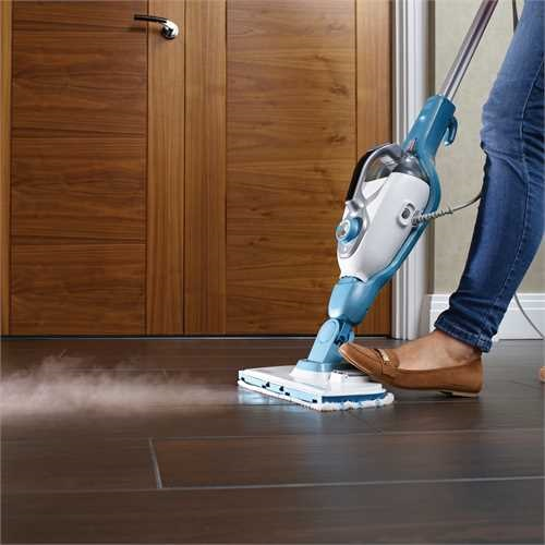 Black and Decker - 15 em 1 Steammop com SteaMitt - FSMH13151SM
