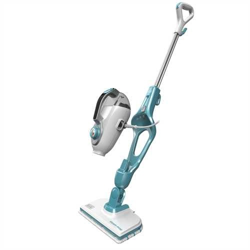 Black and Decker - 7 em 1 steammop - FSMH1321