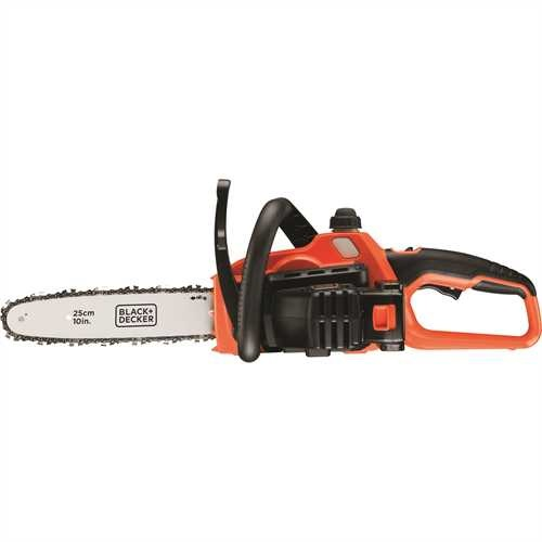 Black and Decker - Motosserra 18V 20Ah Ltio 25cm - GKC1825L20