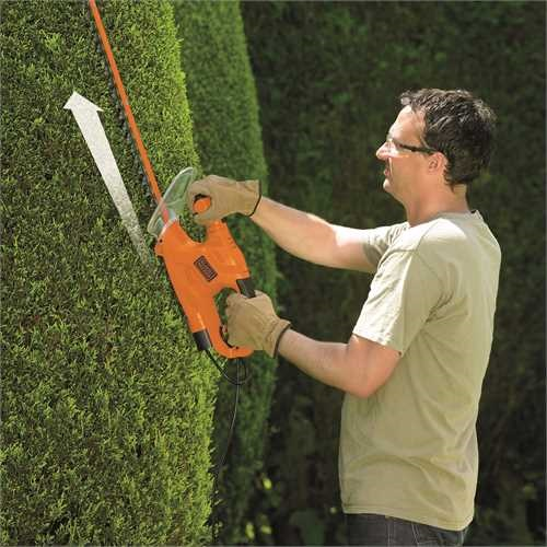 Black And Decker - Cortasebes 450W 50cm - GT4550