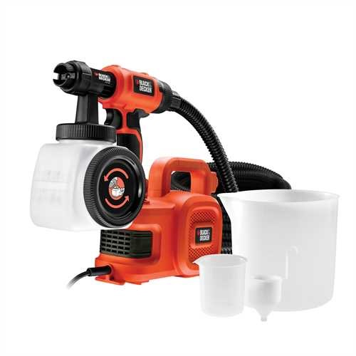 Black and Decker - Turbina de cho - HVLP400