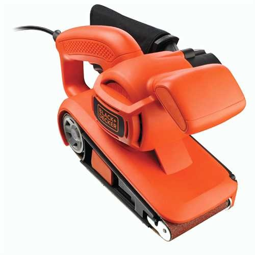 Black and Decker - PT 75mm x 457mm Belt Sander - KA86