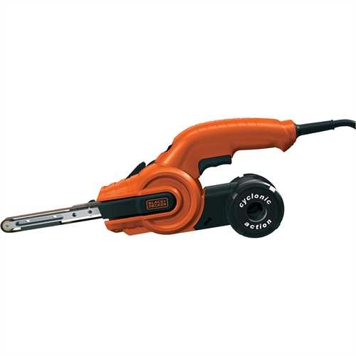 Black and Decker - Lixadeira de Rolos Powerfile com 3 acessrios - KA900E