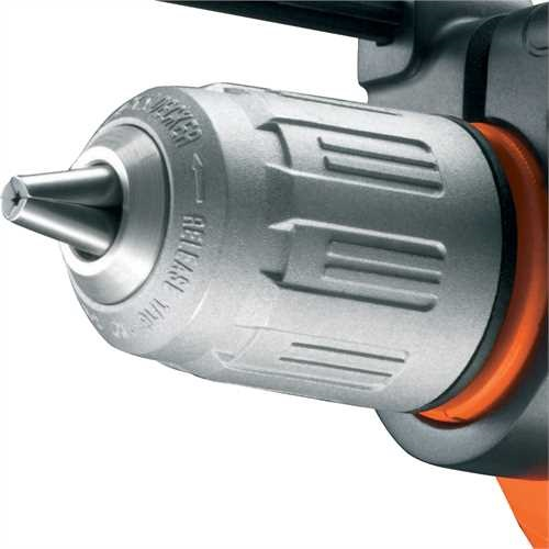 Black and Decker - Berbequim Percutor 500W - KR504CRE