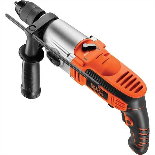 Black and Decker - Berbequim percutor 750W 2 velocidades - KR7532K