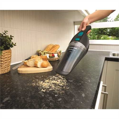 Black and Decker - PT 72V Dustbuster Cordless Hand Vacuum - NV7210N