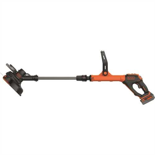Black and Decker - Aparador POWERCOMMAND Easy Feed 18V 40Ah 30cm - STC1840EPC